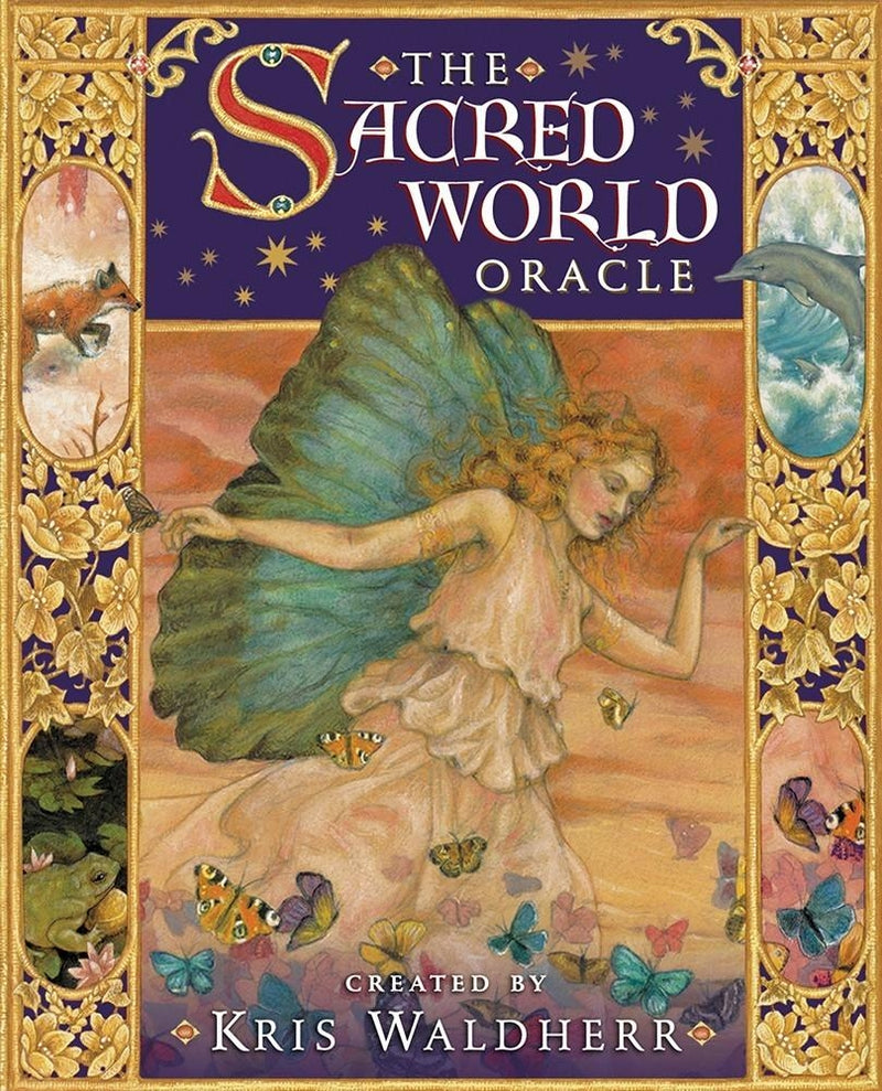 Sacred World Oracle Deck