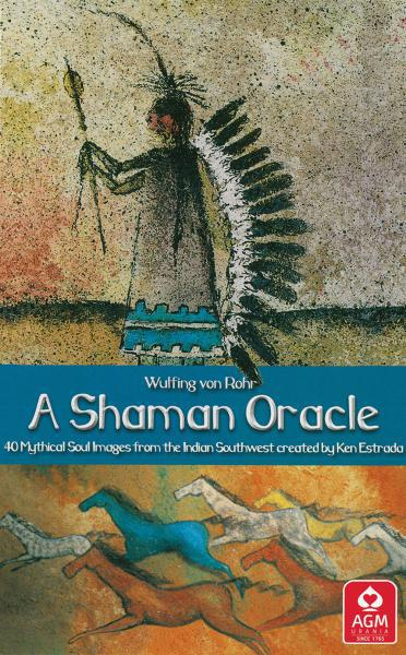 Shaman Oracle: 40 Mythical Soul Images from the Indian Southwest Set