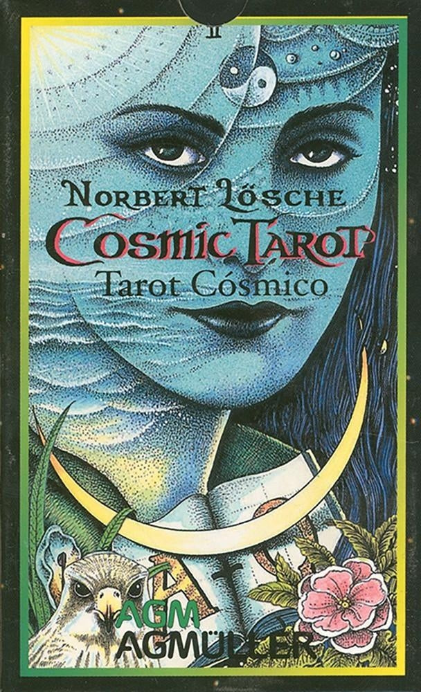 Spanish Cosmic Tarot Deck