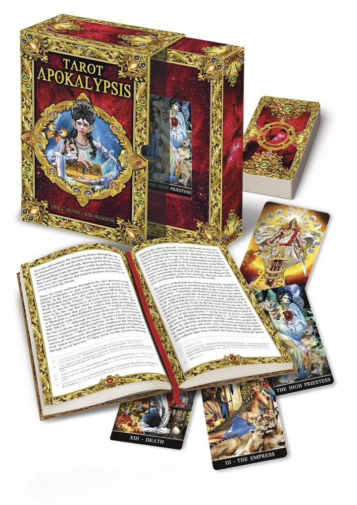 Tarot Apokalypsis Deck/Book Kit