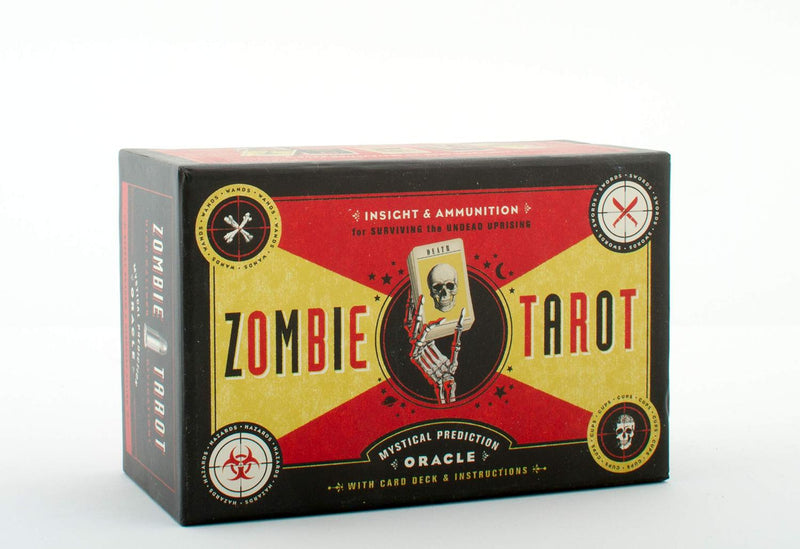 Zombie Tarot: An Oracle of the Undead