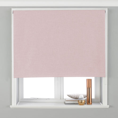Image of the Twilight Thermal Blackout Roller Blind | Blush | Essentials