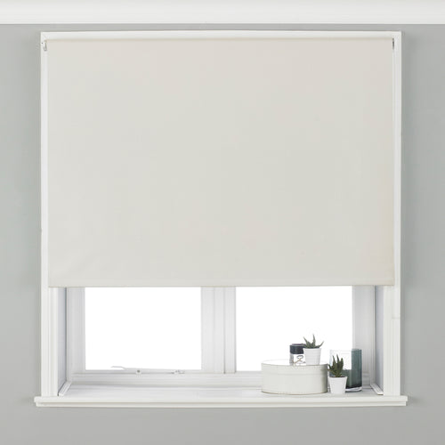 Image of the Twilight Thermal Blackout Roller Blind | Ivory | Essentials