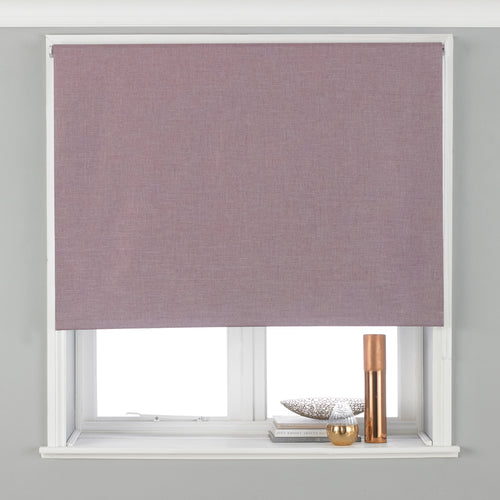 Image of the Twilight Thermal Blackout Roller Blind | Mauve | Essentials