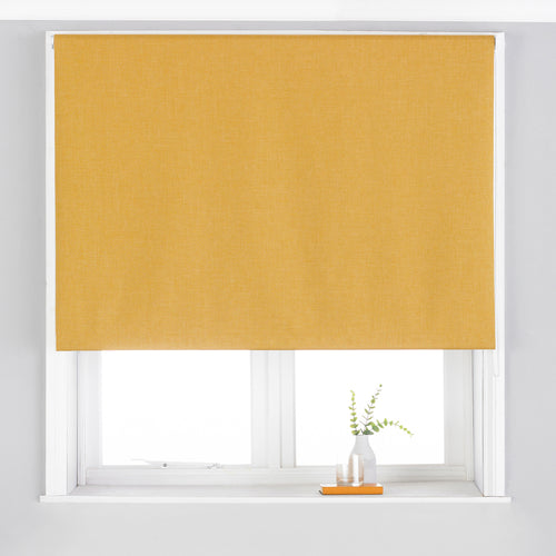 Image of the Twilight Thermal Blackout Roller Blind | Ochre | Essentials