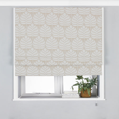 Image of the Horto Botanical Roman Blind | Natural | Paoletti