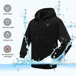 Men's Heated Sweatshirt
