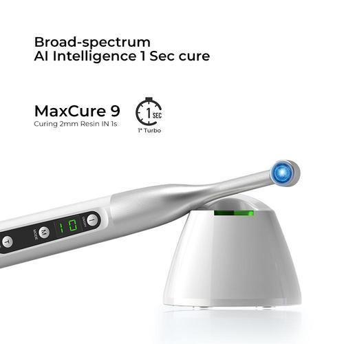 MaxCure9 Lichtuitharding Curing Light LED 1 Sec. - Sordent