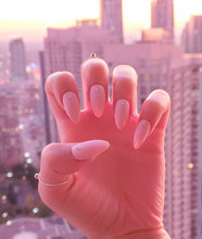 Load image into Gallery viewer, [Matte] Piggy Pink Press-on Nails