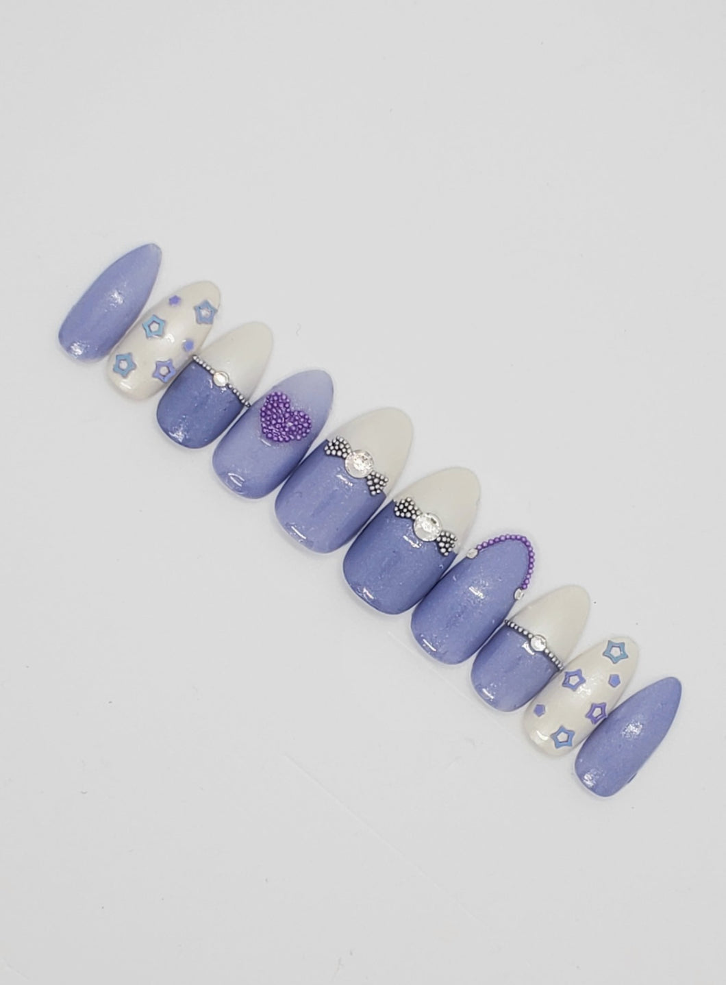Rapunzel Press-on Nails