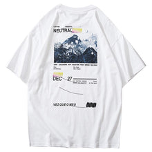 Load image into Gallery viewer, Iceberg Graphic Oversized T Shirt