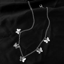 Load image into Gallery viewer, Butterfly Chain Necklace