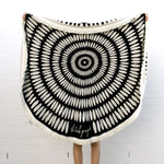 Serviette de plage ronde The Beach People