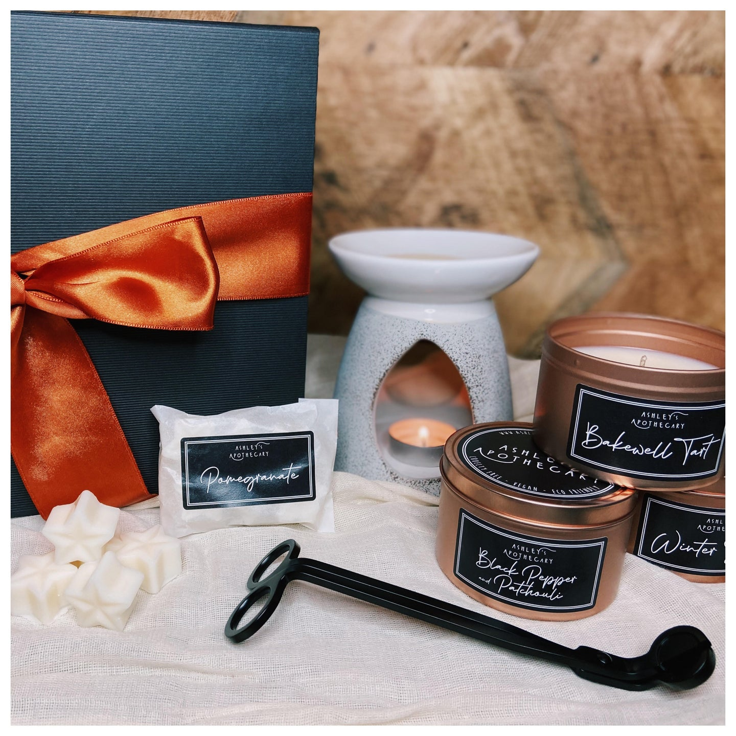 Ashley's Apothecary Gift Box - Option 3