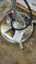 "Load image into Gallery viewer, **HOT DEAL** 24"" Whirlaway Flat Surface Cleaner Stainless Steel"