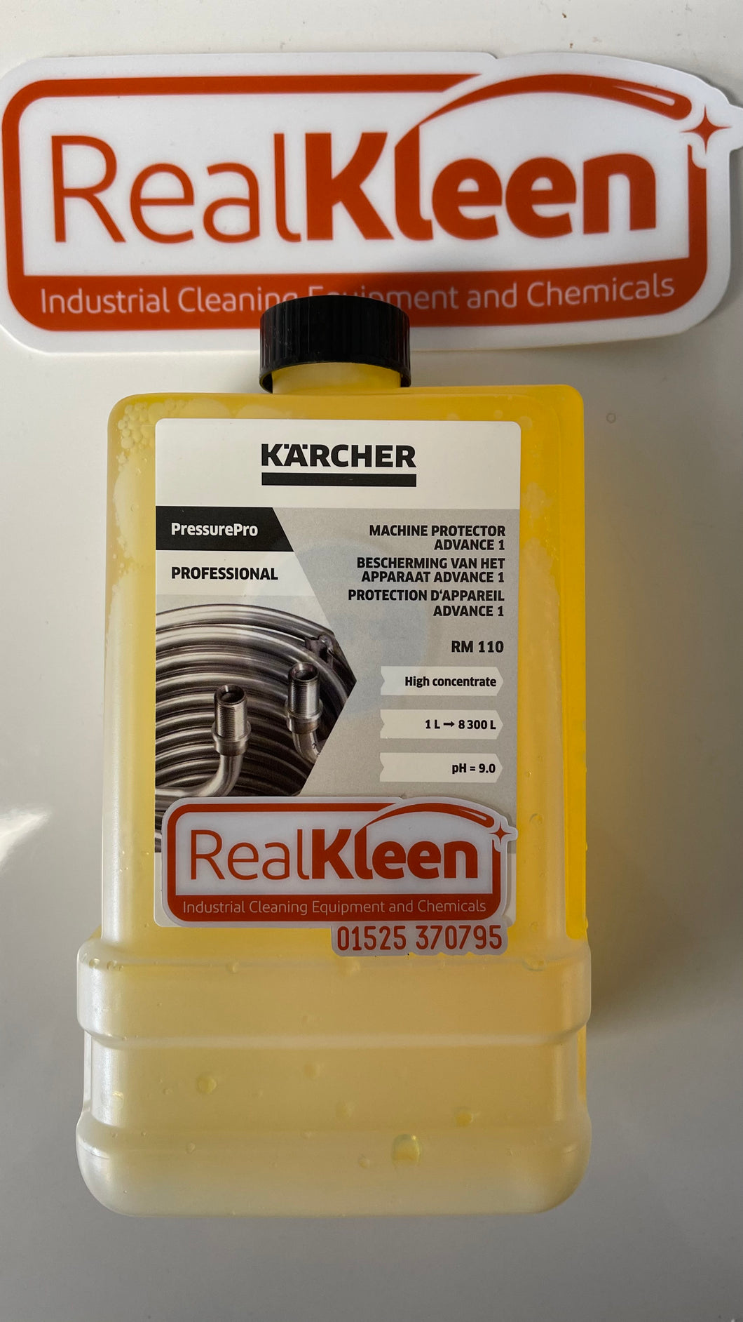 RM110 KARCHER machine Protector Fluid 1 Litre
