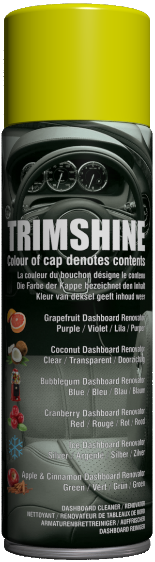 Dashboard, Cockpit & Trimshine