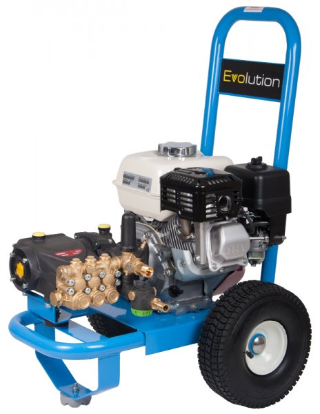 Evolution 2 Honda Petrol Pressure Washer