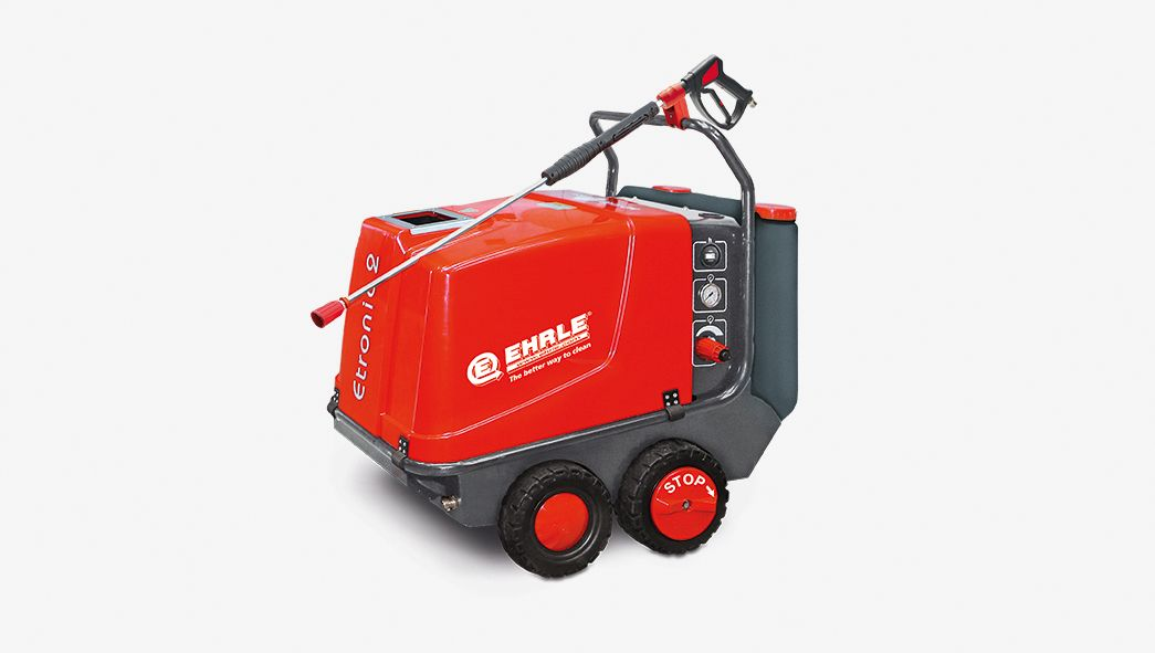 Ehrle HDE Series, Hot Water, Electric Heated, High Pressure Cleaner - Mobile