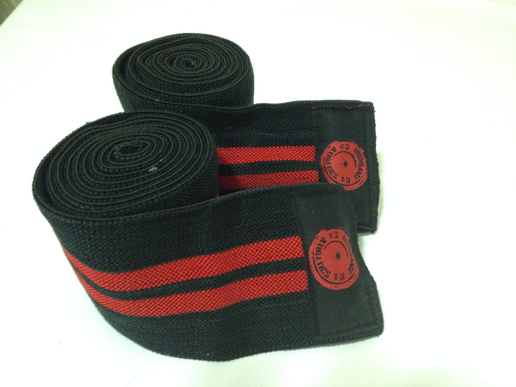 IronGame Knee Wraps