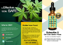 Load image into Gallery viewer, itiba-1200 mg Full Spectrum Hemp oil