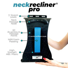 Load image into Gallery viewer, Neck Recline Cervical Stretcher
