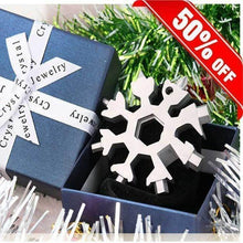 Load image into Gallery viewer, Snowflake 18 in 1 Multi Tool - Sale Ends Tonight