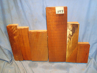 #1993  6, Wild Cherry boards lumber shelf rustic wood
