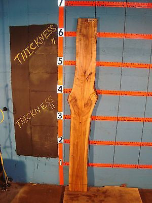 9097 1 34 Thick Spalted Maple Live Edge Slab Lumber Wood Online