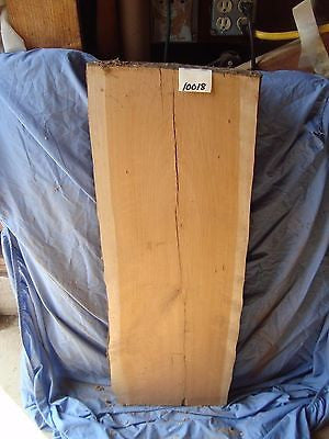 "# 10018      2 1/16"" THICK KILN DRIED cherry Live Edge Slab lumber mantel"
