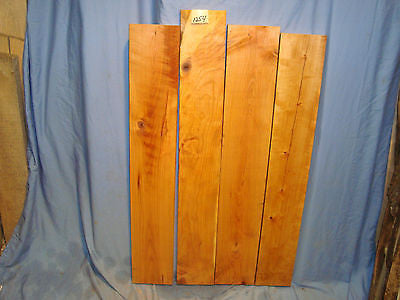4,wild cherry boards,lumber