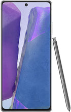 Load image into Gallery viewer, Samsung Galaxy Note 20-256GB-8GB RAM-MYSTIC GRAY