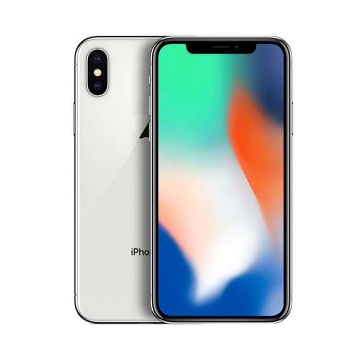 Refurbished - Apple iPhone X With FaceTime 4G LTE