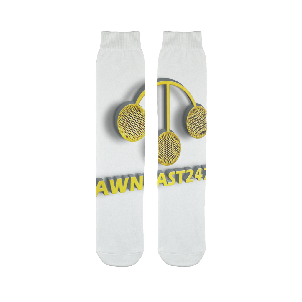 pawncast247 Sublimation Tube Sock