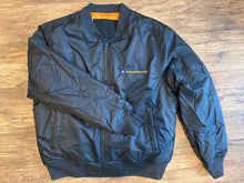 Load image into Gallery viewer, Quadrophenia Alley Men's Exclusive Bomber Jacket Black