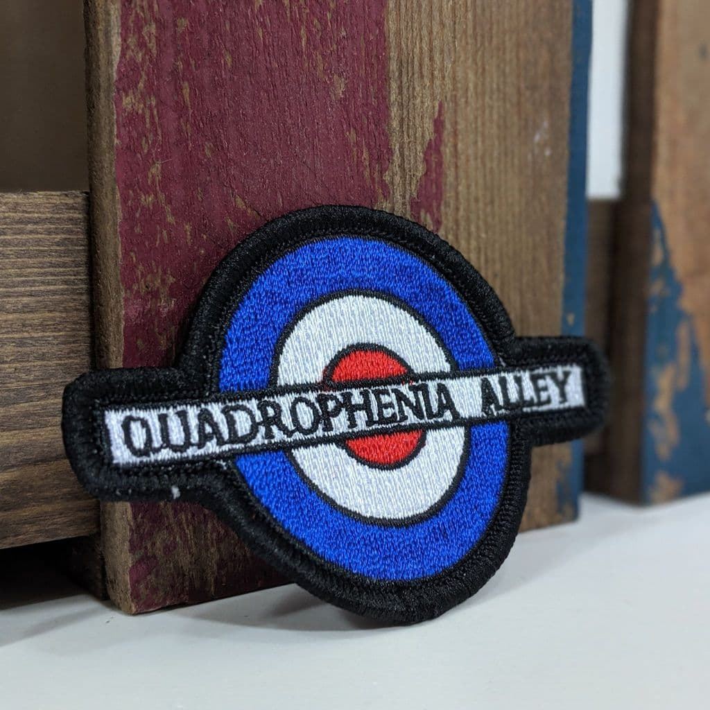 Quadrophenia Alley Patch