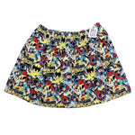 """Batman Was A Girl"" A-Line Skirt"