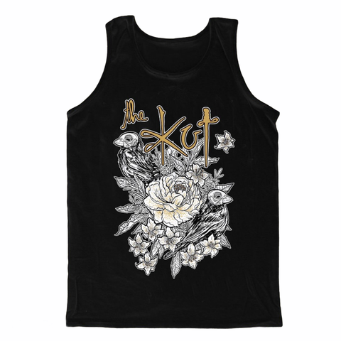 The Kut - Unisex Flight Vest Metallic Gold. XL & XXL Only