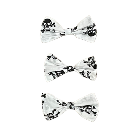 """My Life As A Pirate"" Hair Bow"
