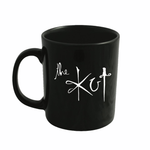 The Kut Black Logo Mug