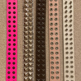 Studded Leather Belt (Small)