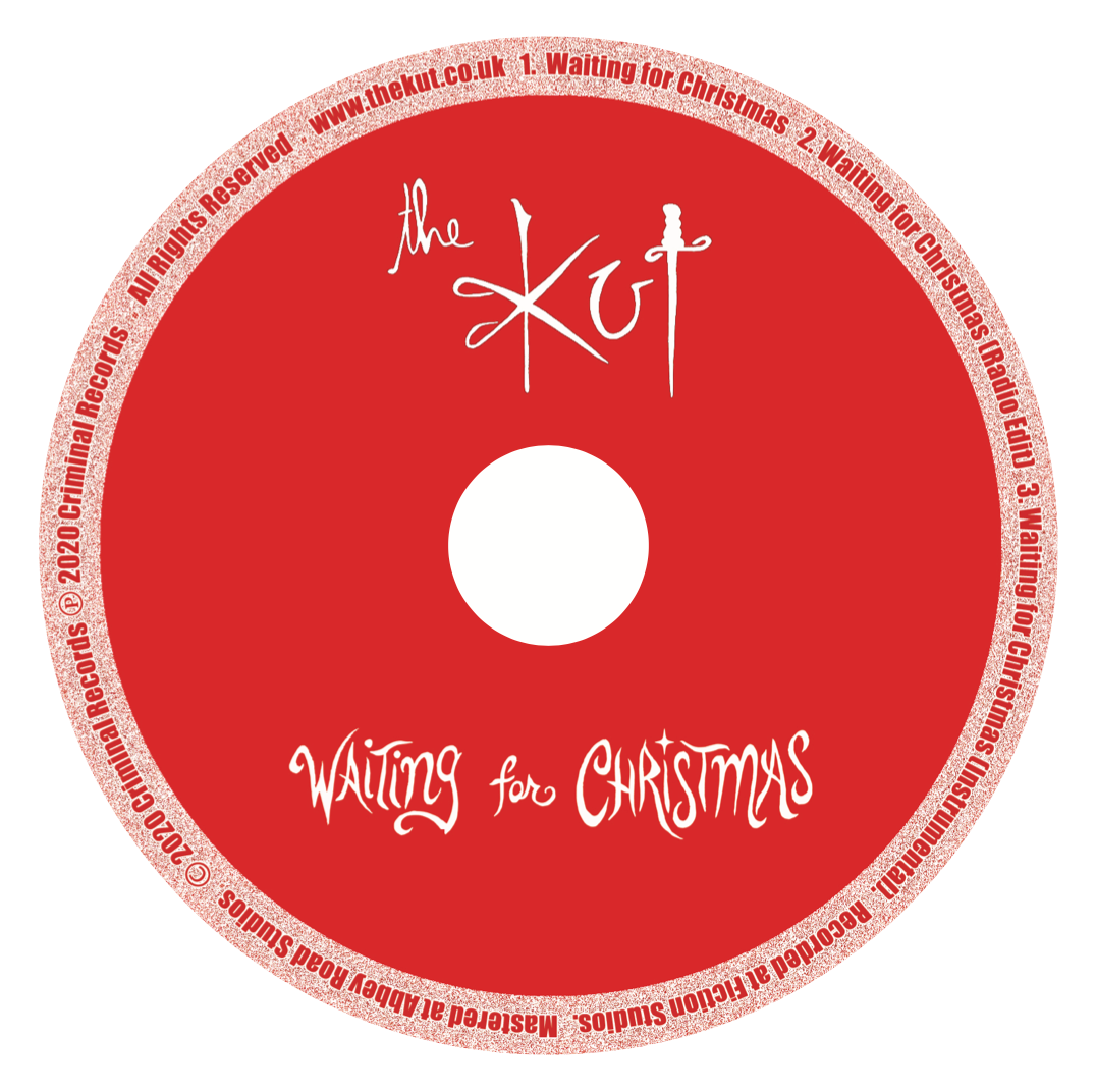Waiting for Christmas (CD Single) ~ 3 of 3