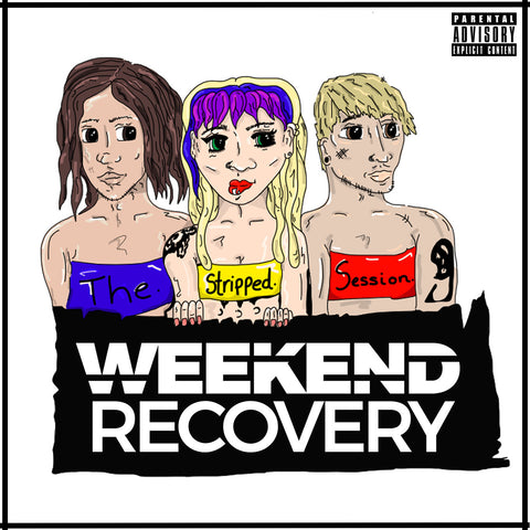 Weekend Recovery - Stripped (CD EP)