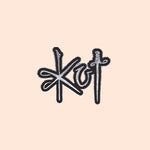 The Kut Soft Enamel Pin Badge