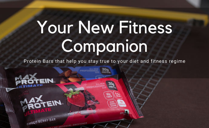 Protein Bars - Your New Fitness Companion