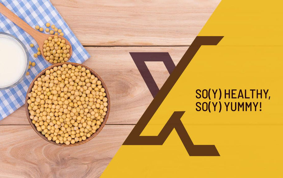 6 reasons to include soy in your diet