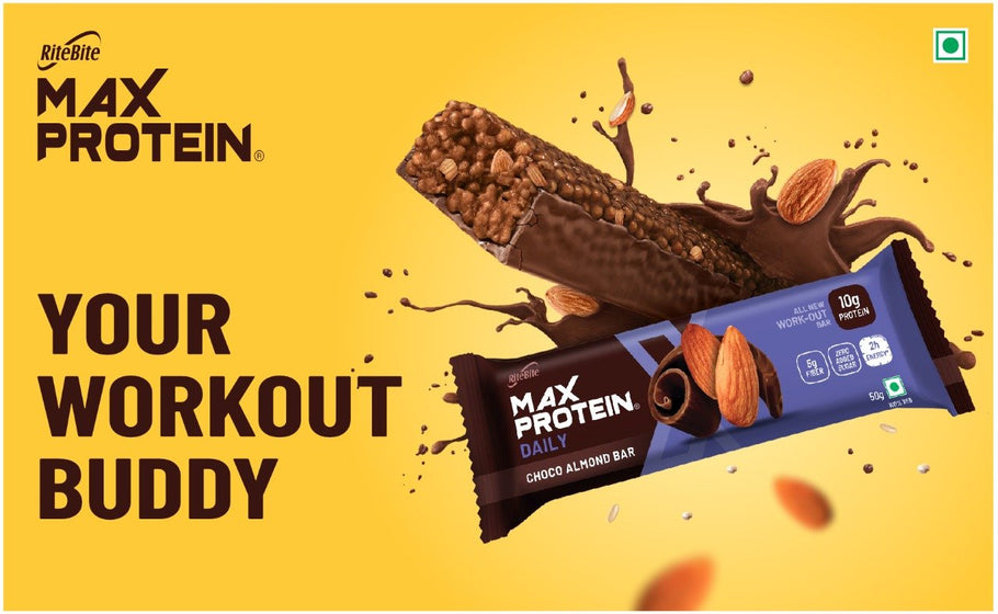 How protein bars are truly your workout best-friends!