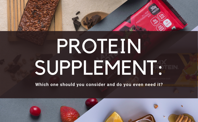 PROTEIN SUPPLEMENTS: Which one should you consider and do you even need it?