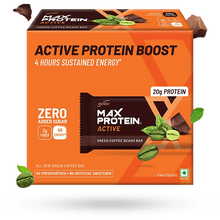 Load image into Gallery viewer, Max Protein Active Green Coffee Beans-Pack of 6 (EXP: JUL 2021)