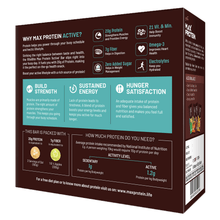 Load image into Gallery viewer, RiteBite Max Protein Active Choco Slim (Pack of 6) - ritebite-max-protein